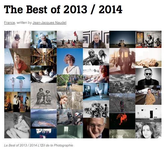 oeil best of 2013/ 2014